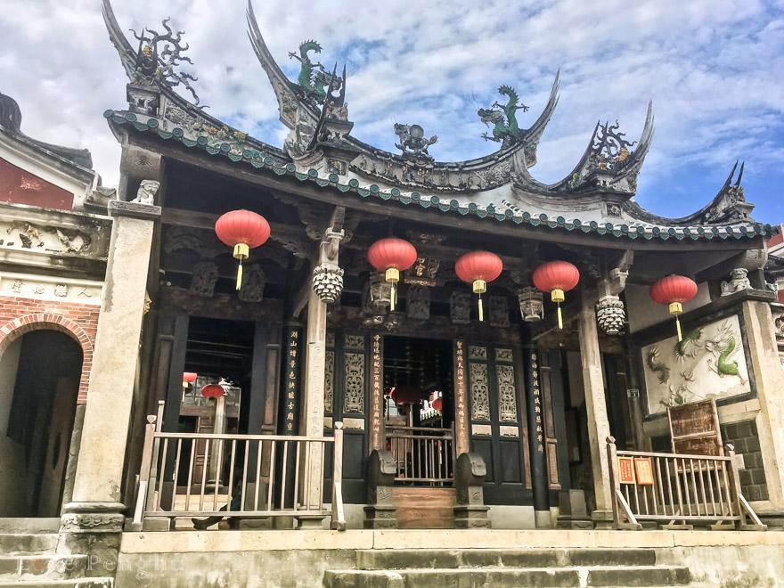 澎湖の天后宮