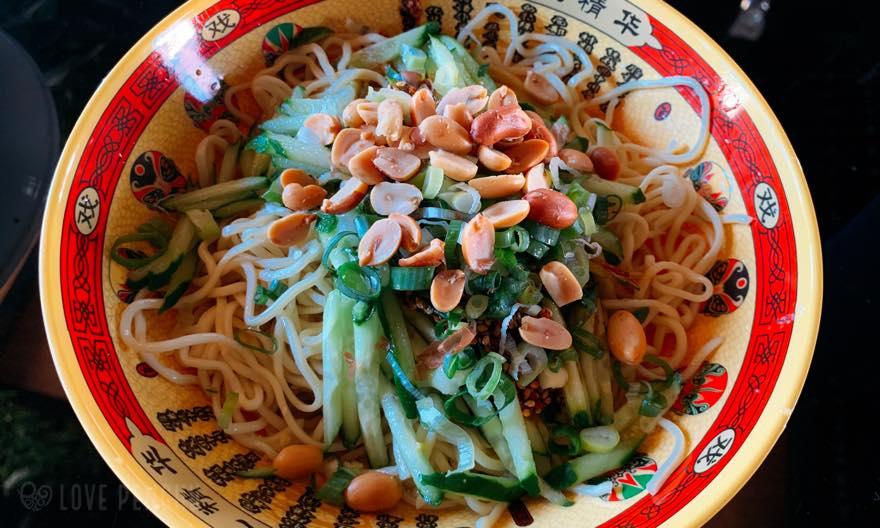 川味凉麺(四川風冷やし中華)