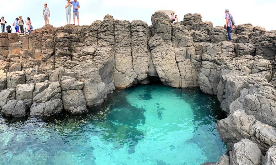 風櫃の海食洞